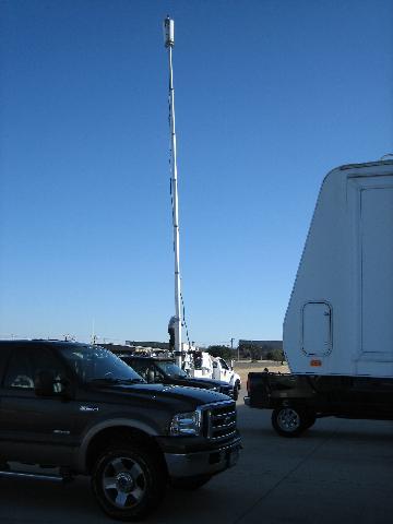 Mast Installation and Testing - SVSR Inc.